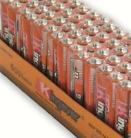 100 Pack AAA Batteries Medium Duty 1.5v Wholesale Lot New Fresh