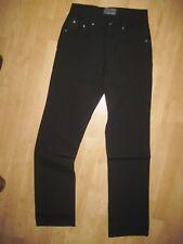 Versace Jeans Schwarz Stretch 31/36