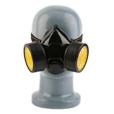 Emergency Survival Safety Respiratory Gas Mask With 2 Dual Protection Filter XDS