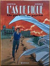 L'AS DE PIQUE Tome 2 Un parfum de psyché EO 1995 Très bon état