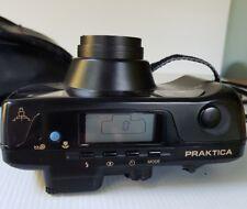 Vintage Retro Praktica 1200AF zoom 35mm film camera built-in flash parts