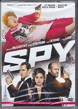 Dvd **SPY** con Jason Statham Jude Law nuovo 2015