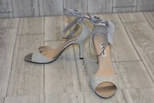 Nina Vinnie Pumps-Women's size 5.5 M Silver