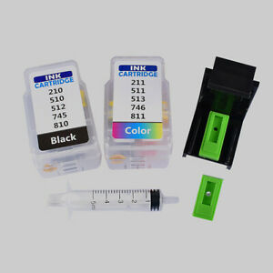 Smart Cartridge Ink Refill Kit for Canon PG 510 CL 511