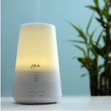 NIB Essential Oil Diffuser Electric for Ultrasonic Aromatherapy w Timer & Lights