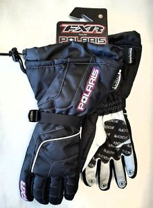 FXR / POLARIS WOMENS  COLD WEATHER SNOWMOBILE GLOVES -  Size  XL - NEW