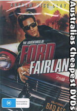 The Adventures Of Ford Fairlane DVD NEW, FREE POSTAGE WITHIN AUSTRALIA REG ALL