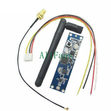 Wireless DMX512 PCB Modules Board LED Controller/Transmitter/Receiver W/ Antenna