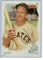Ralph Kiner 2019 Allen and Ginter 5x7 #88 /49 Pirates