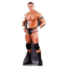 RANDY ORTON WWE Wrestler Lifesize CARDBOARD CUTOUT Standup Standee Poster F/S