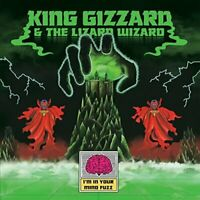 King Gizzard and The Lizard Wizard - Im In Your Mind Fuzz [CD]