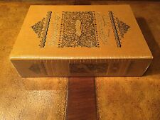 Easton Press Mark Twain's PUDD'NHEAD WILSON Deluxe Limited Clamshell Edition