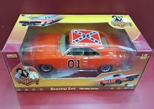 1:18 - AUTOWORLD - DUKES OF HAZZARD - GENERAL LEE - 69 DODGE CHARGER
