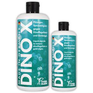 Fauna Marin Dino X Algae Hair/Plague Remover Marine Aquarium Treatment Fish Tank