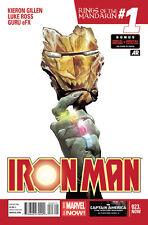 IRON MAN (2013) #19,20,20INH,21,22,23,24,25,26,27,28 (Marvel)!