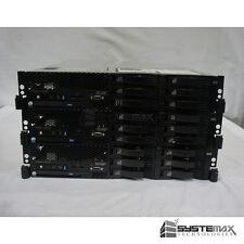 3x IBM x3650 2x Xeon E5130 2.0GHz 2U Rack Mount Server w/ 6x 146GB 10K SAS HDD