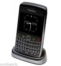 Original Blackberry Bold 9700 / 9780 Escritorio Carga Pod Cuna Soporte asy-14396-001