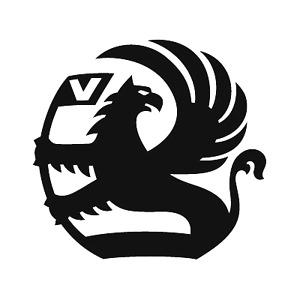 Vauxhall Vinyl Logo Decal x2 Free postage