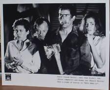 EVIL DEAD II DEAD BY DAWN 1987 Publicity Still - Bruce Campbell, An Axe & Cast