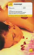 Teach Yourself Massage by Denise Whichello Brown (Paperback, 2003)