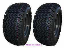 (2) 24x11-12 24-11-12 OTR MAG 350 HDWS Rear Tires For Kubota RTV 400 & 500 UTV's