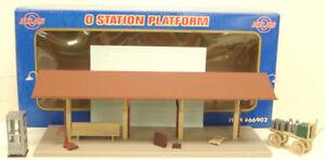Atlas 66902 Built-Up Station Platform LN/Box