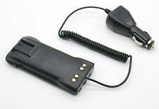 Motorola GP340 GP328 GP380 GP360 HT1250 HT Radio Car Battery Eliminator Adaptor