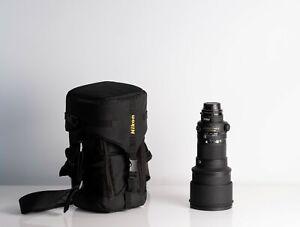 Nikon ED AF Nikkor 300mm f/2.8 IF Excellent condition