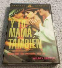 Y Tu Mama Tambien (2001) - Dvd Movie -Drama-Maribel Verdu-Gael Garcia Bernal-New