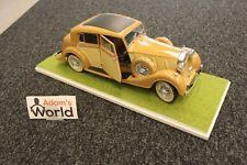 Anmark, built kit 1937 Rolls-Royce Phantom lll 1:16  brown / beige