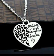 mother and daughter necklace forever mum necklace mother's day gift 709