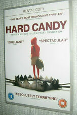 Hard Candy {DVD} Patrick Wilson; Ellen Page; Sandra Oh; New & Sealed