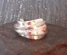 Sterling Silver Fork Ring