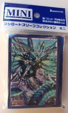 Zeroth Dragon of Distant Sea, Megiddo Magallanica Cardfight Vanguard Sleeve 306