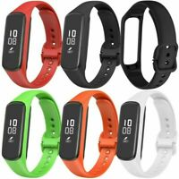 Für Samsung Galaxy Fit-e SM-R375 TPE Silikon Armband Uhrenarmband Wrist Strap