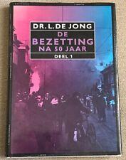 De Bezetting Na 50 Jaar 1990 Dr. L De Jong