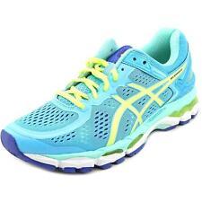 ASICS Gel-kayano 22 Women US 6 Blue Running Shoe Pre Owned Blemish 2999
