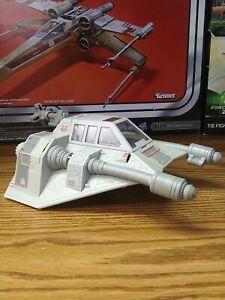 Star Wars Luke's Snowspeeder Galactic Heroes Hasbro 2008 Vehicle