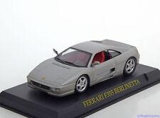 1:43 Altaya Ferrari F355 Berlinetta greymetallic