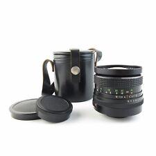 Für M42 Carl Zeiss Jena Pancolar auto 1,8/80 MC Objektiv lens + case