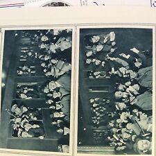 M1e ephemera ww1 1916 picture switzerland zurich british prisoner exchange