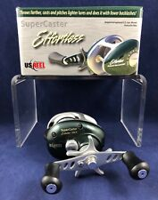 U.S SuperCaster Hibdon 800SX NEW Handle Assembly//Star Drag Unit//Knob Reel