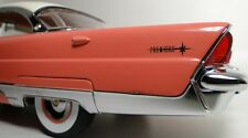 1 Vintage 1950s Ford Lincoln Mercury Car Tailfin Concept Rare Carousel Coral 18