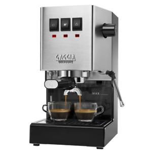 Refurbished Gaggia Classic Pro Semi-Automatic Espresso Machine