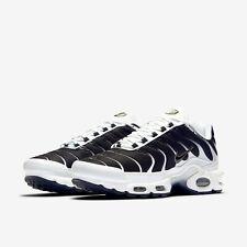 Nike Air Max Plus Tn afinado: CT1094 102: Blanco, Gris, Negro: Reino Unido 8, 9