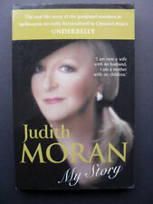 JUDITH MORAN: My Story: Autobiography: Melbourne True Crime Family at War: PB.