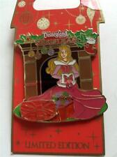 Disney Christmas 2008 - Sleeping Beauty Aurora Present Pin NEW LE