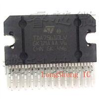 TDA75610LV 4 x 45W power amplifier with full I2C diagnostics high efficiency STM