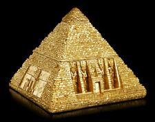 Ägyptische Schatulle - Pyramide - Ägypten Schmuckkästchen Box Dose
