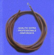 65 CINGHIA IN CUOIO qualità extrarinforzata x MACCHINE da CUCIRE A PEDALE 1,82cm